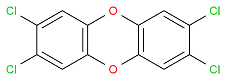 2,3,7,8-Tetrachlorodibenzodioxin 17460162378TetrachlorodibenzodioxinWikipediaorgdioxin