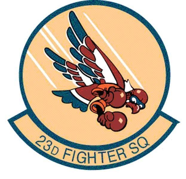 23d Fighter Squadron