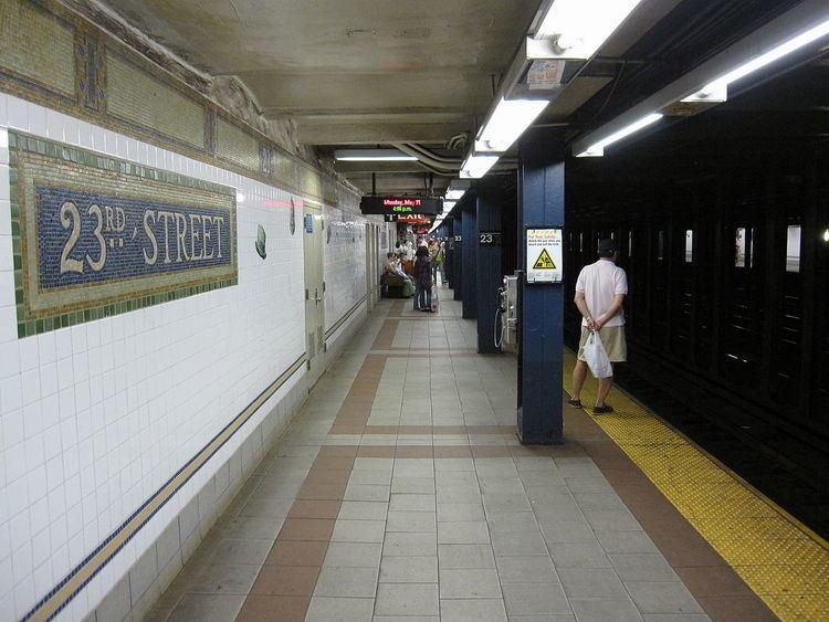 23rd Street (BMT Broadway Line)