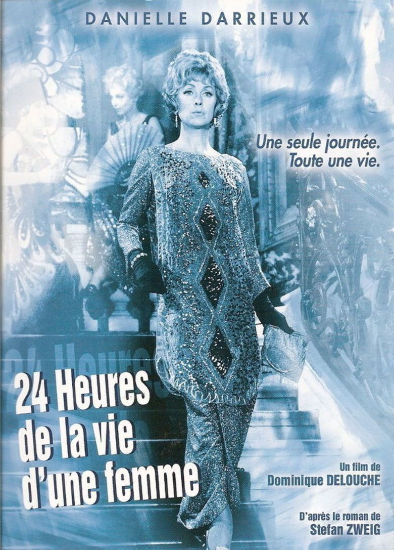 24 Hours in the Life of a Woman (1968 film) movie poster