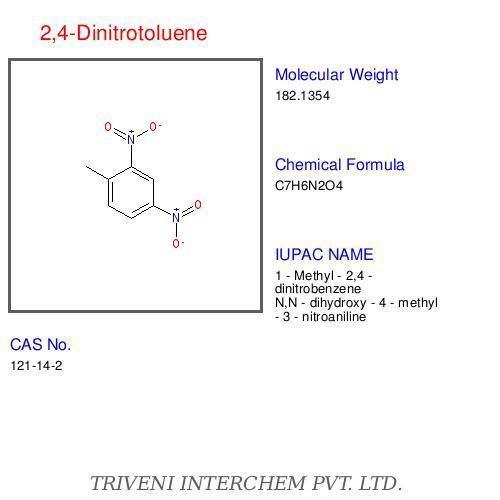 2,4-Dinitrotoluene 24Dinitrotoluene Exporter 24Dinitrotoluene Manufacturer India