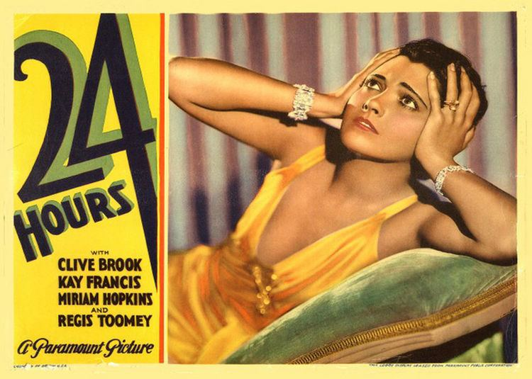 24 Hours (1931 film) Classic Movies Digest 24 Hours 1931 A Full Day with Hopkins