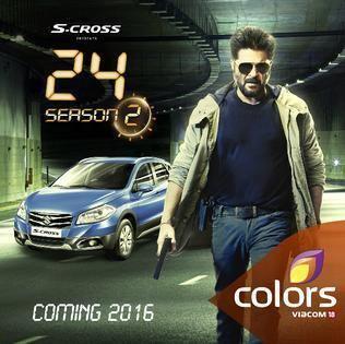 24 (Indian TV series) - Alchetron, The Free Social Encyclopedia