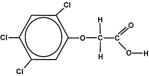 2,4,5-Trichlorophenoxyacetic acid 245T Toxipedia