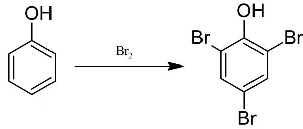 2,4,6-Tribromophenol Synthesis of 246TRIBROMOPHENOL PrepChemcom
