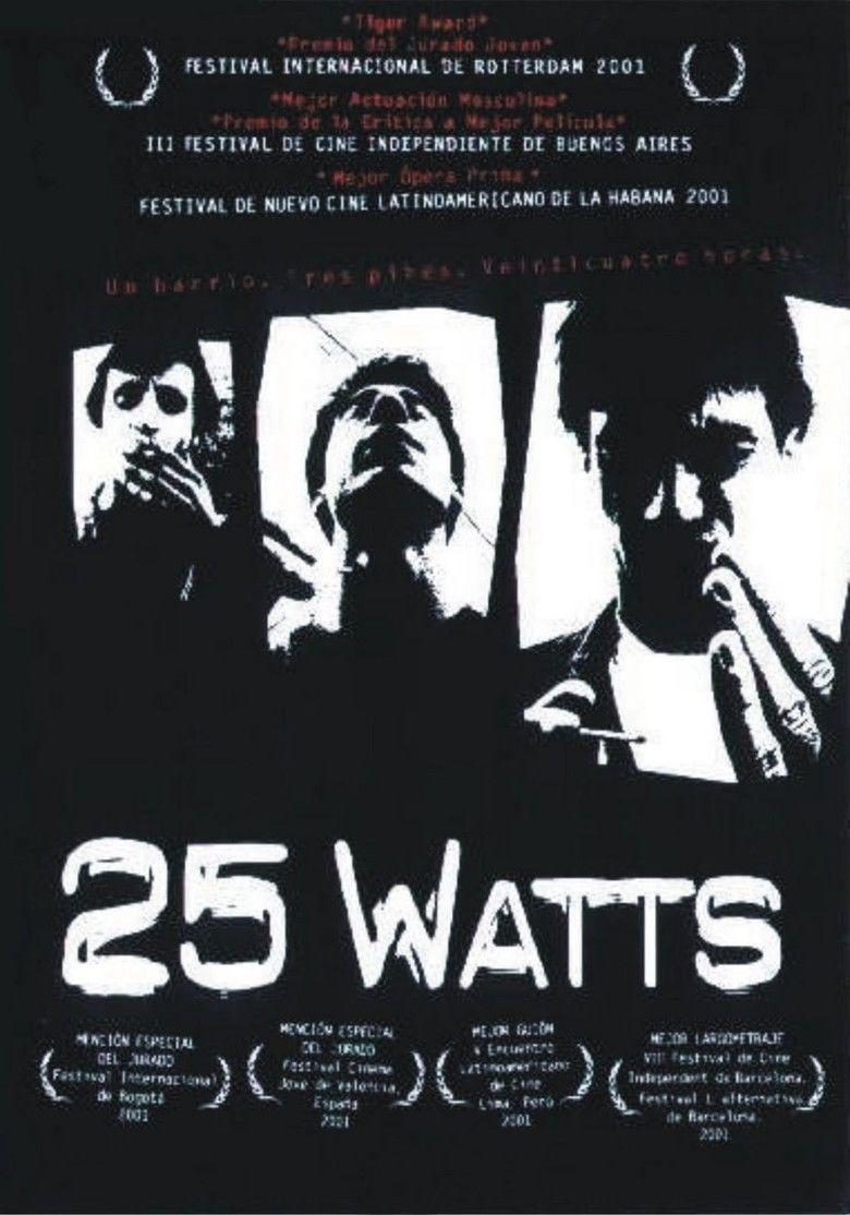25 Watts movie poster