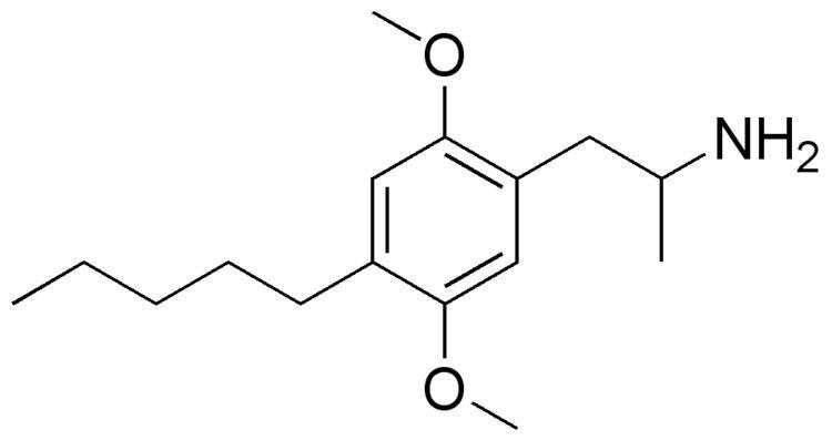 2,5-Dimethoxy-4-amylamphetamine