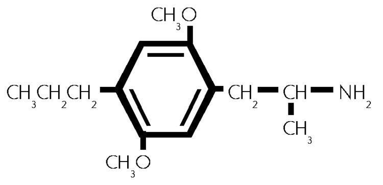 2,5-Dimethoxy-4-propylamphetamine httpscatbullcomalamutLexikonMitteldoprgif