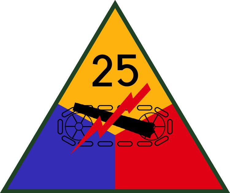 25th Armored Division (United States)