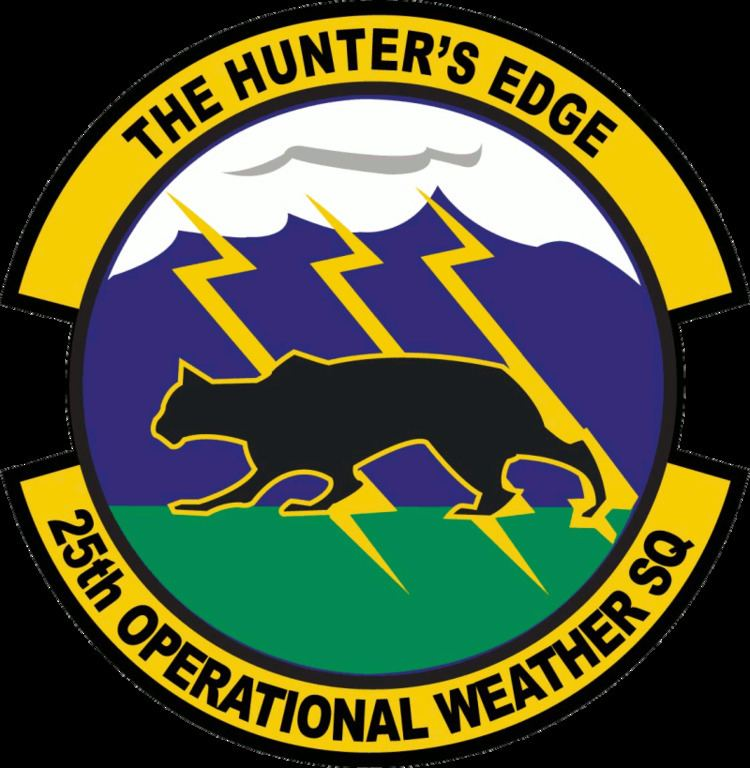 25th Operational Weather Squadron