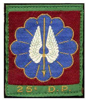 25th Parachute Division (France)