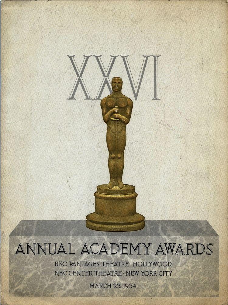 26th Academy Awards httpsvickielesterfileswordpresscom2014022