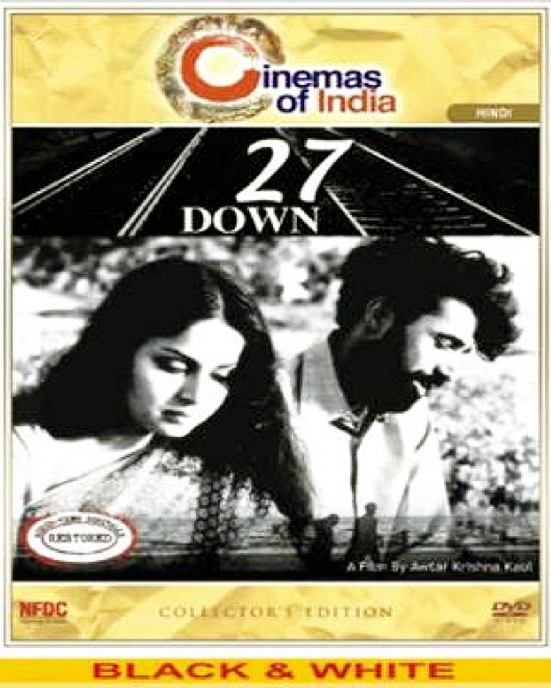 27 Down movie poster
