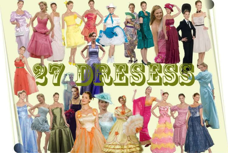 27 Dresses Katherine Heigl 27 Dresses 2 Because Katie looks stunning in