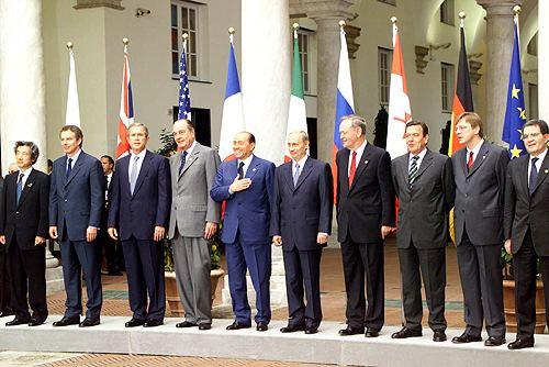 27th G8 summit
