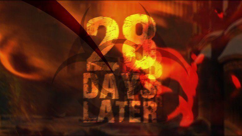 28 Days Later movie scenes