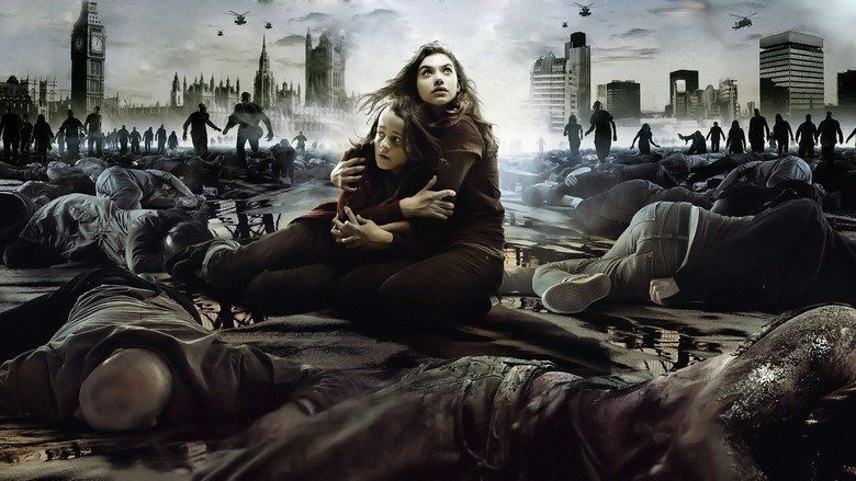 28 Weeks Later movie scenes