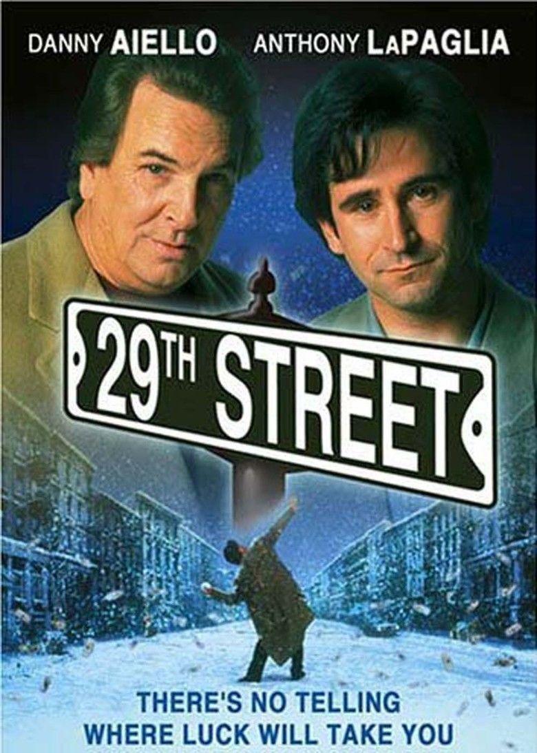29th Street (film) movie poster