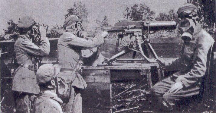 2nd Brigade, Polish Legions