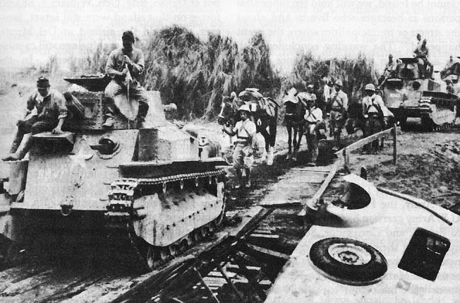 2nd Tank Division (Imperial Japanese Army)