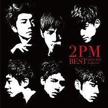 2PM Best: 2008–2011 in Korea httpsuploadwikimediaorgwikipediaenthumbf