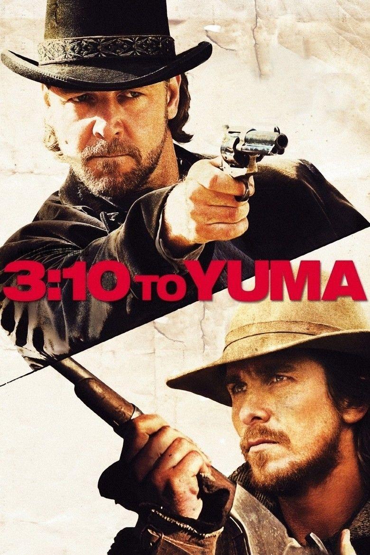 3:10 to Yuma (2007 film) movie poster