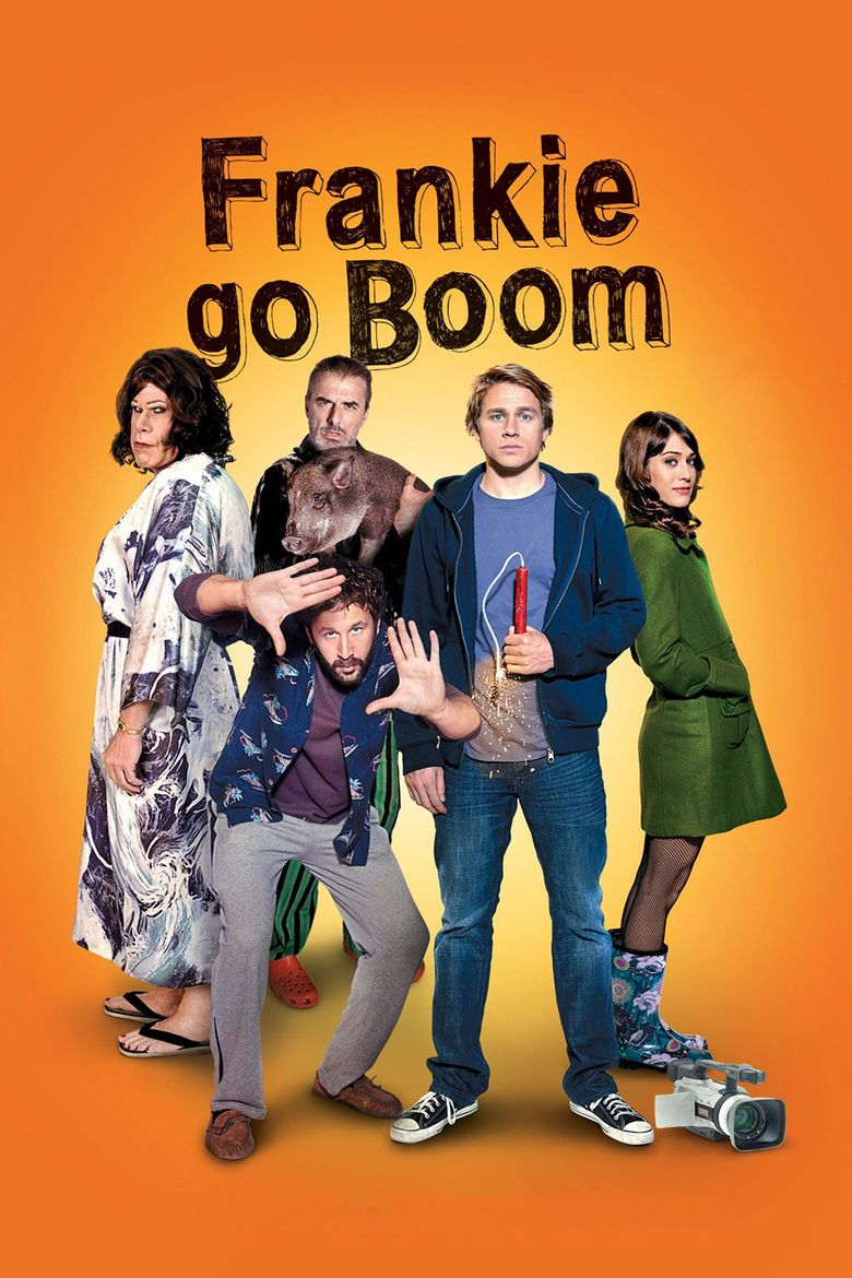 3,2,1 Frankie Go Boom movie poster