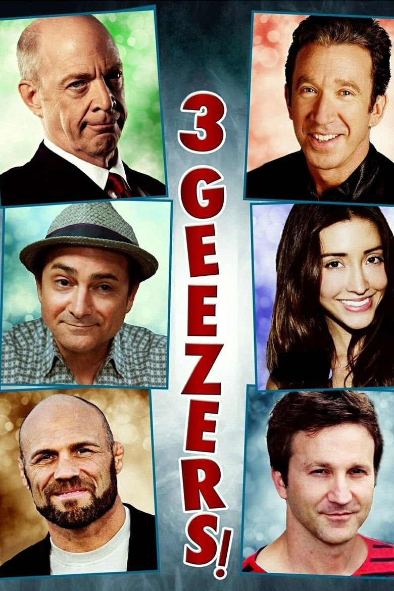 3 Geezers! movie poster