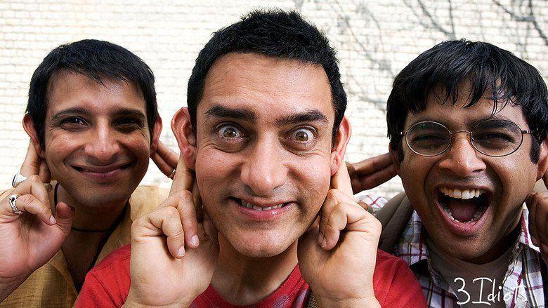 3 Idiots movie scenes