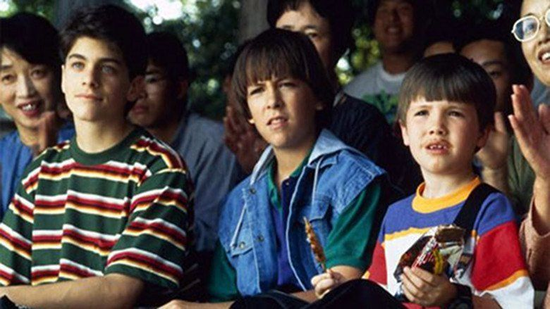 3 Ninjas: High Noon at Mega Mountain movie scenes