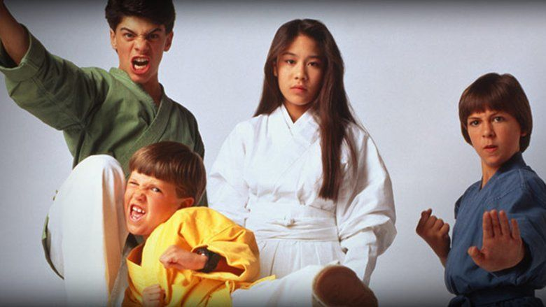 3 Ninjas Knuckle Up movie scenes