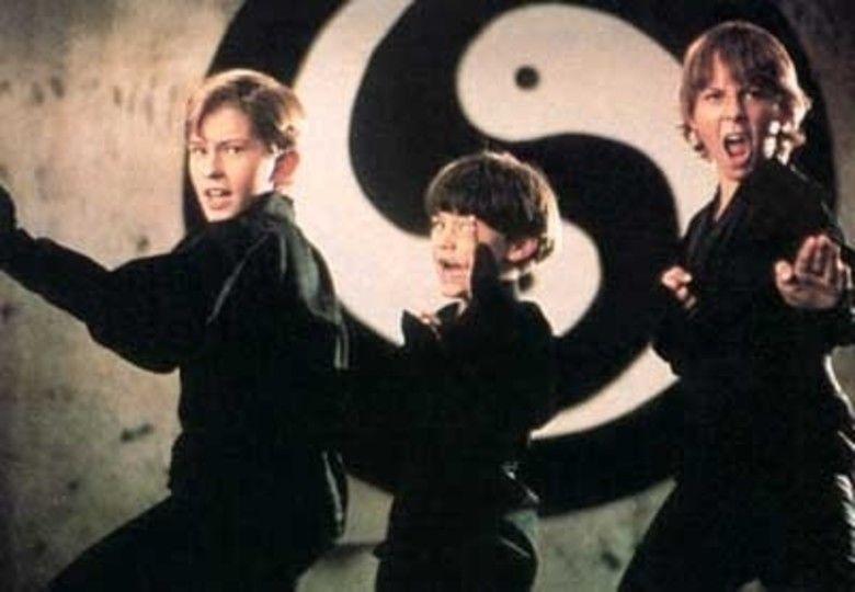 3 Ninjas (film) movie scenes