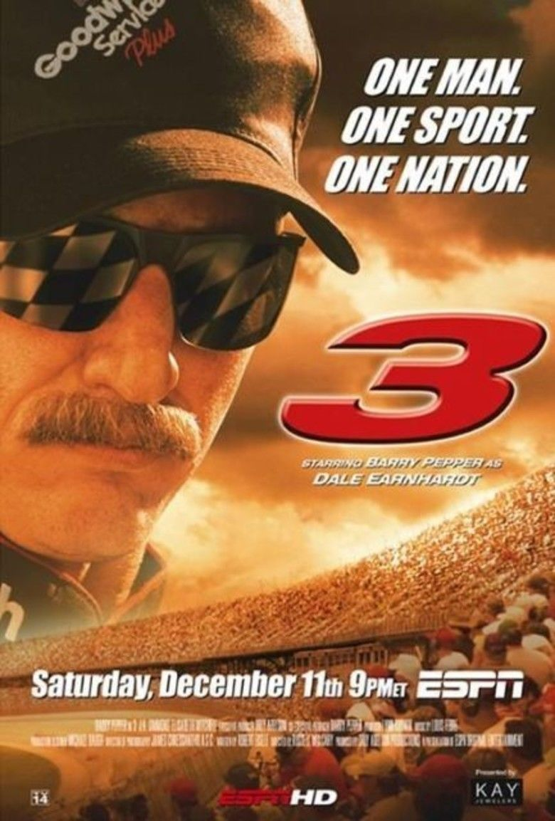 3: The Dale Earnhardt Story movie poster