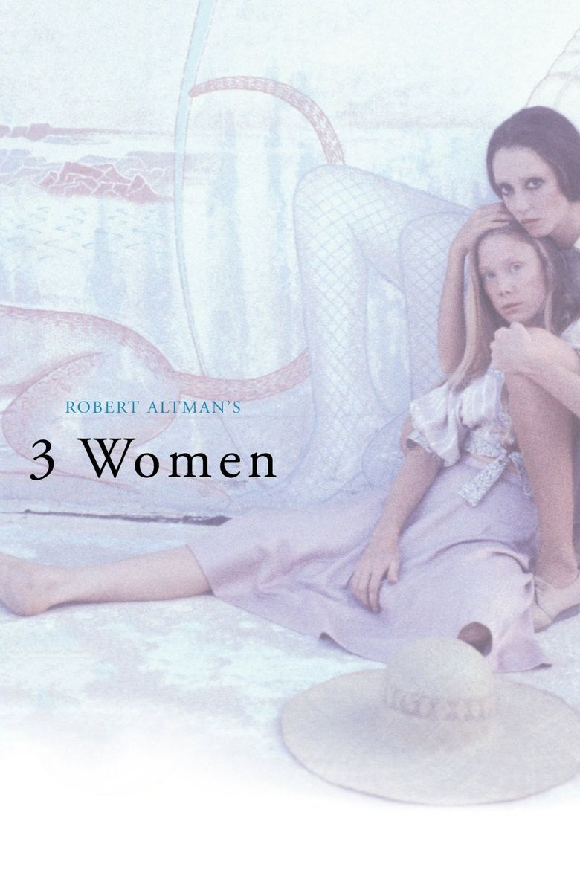 3 Women movie poster