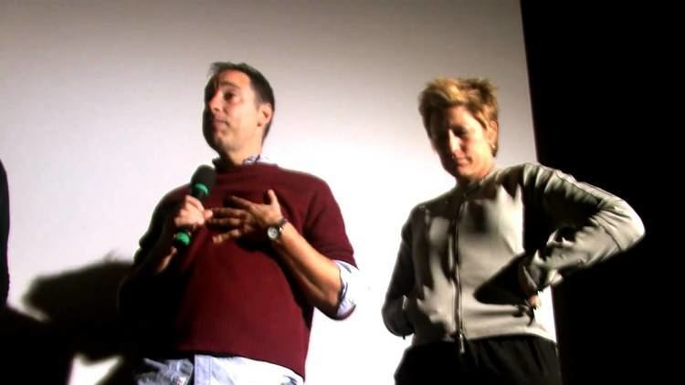3 Backyards Q and A with Edie Falco and Eric Mendelsohn for the film 3