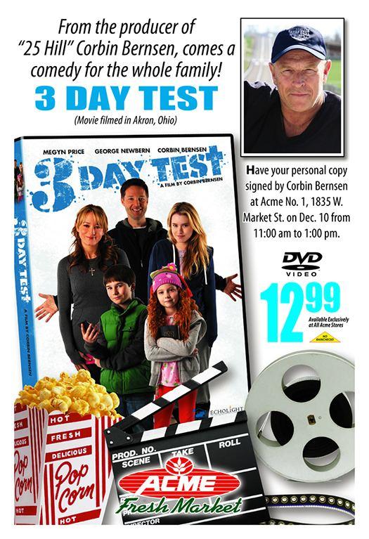 3 Day Test 3 DAY TEST Acme Fresh Market