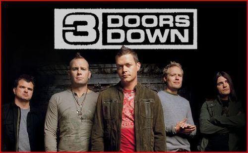 3 Doors Down 3 doors down Christian Guitar Forum