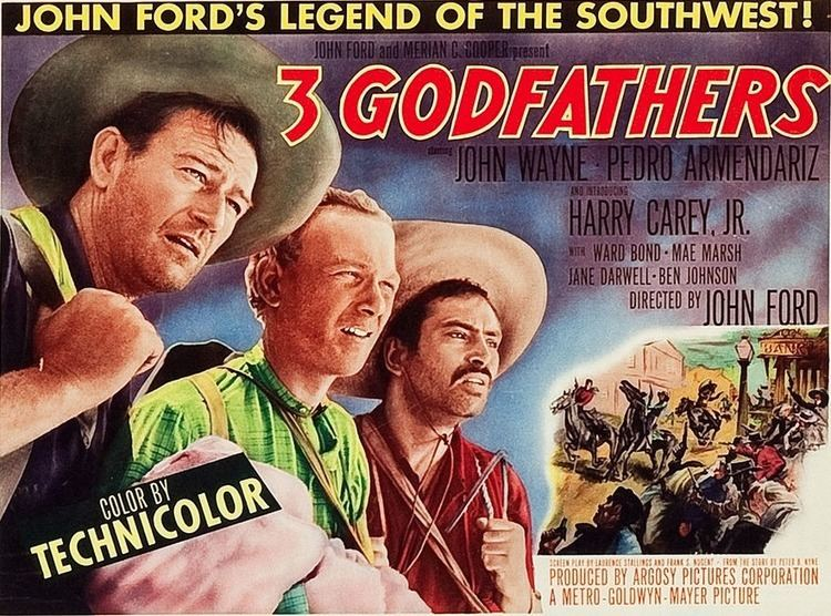 3 Godfathers 3 Godfathers Dec 1 1948 OCD Viewer