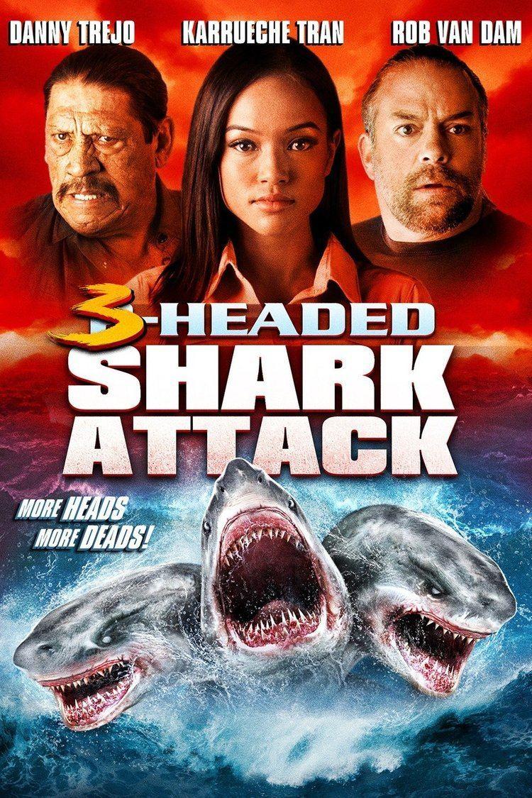 3-Headed Shark Attack wwwgstaticcomtvthumbmovieposters11846536p11