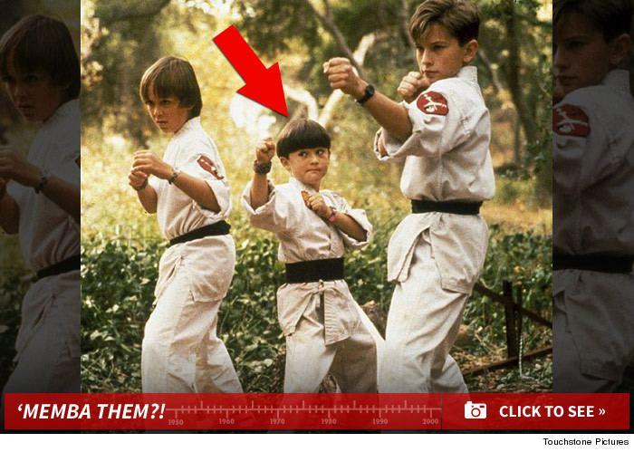 3 Ninjas (film) movie scenes 1125 tum tum 3 ninjas memba launch