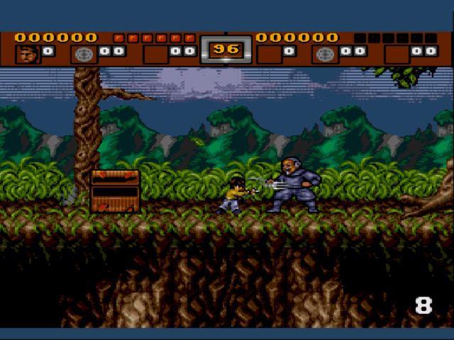 3 Ninjas Kick Back (video game) - Alchetron, the free social