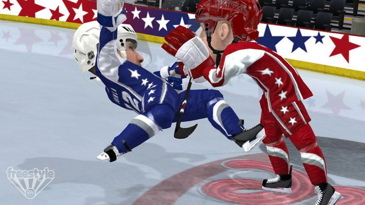 3 on 3 NHL Arcade 3 on 3 NHL Arcade Game EA Games