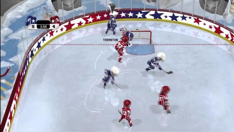 3 on 3 NHL Arcade NHL 3 on 3 Arcade Game 1 YouTube