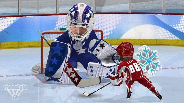 3 on 3 NHL Arcade 3 on 3 NHL Arcade Media EA