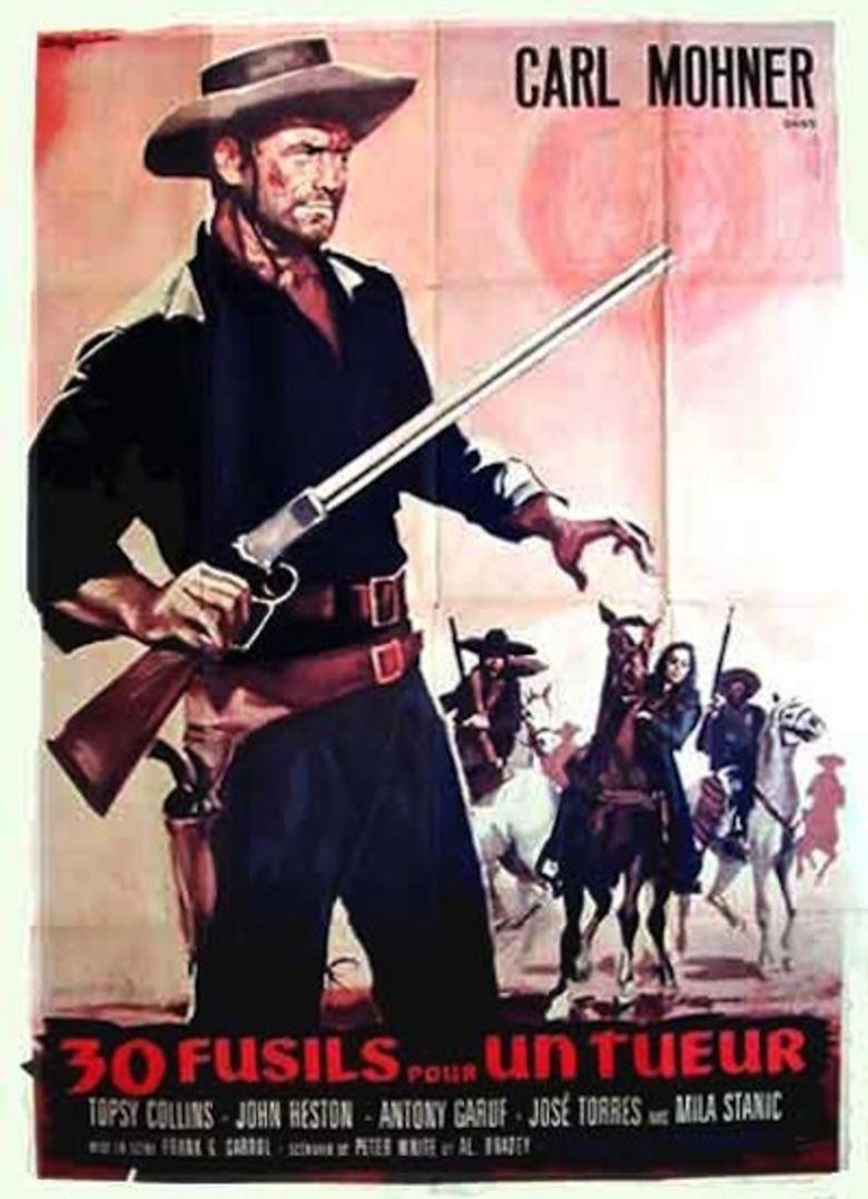 30 Winchester per El Diablo movie poster