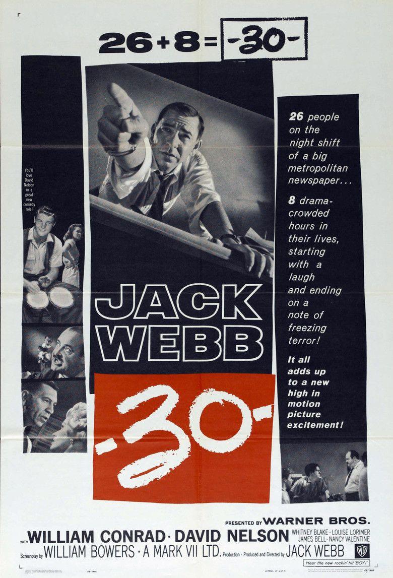 30(film) movie poster