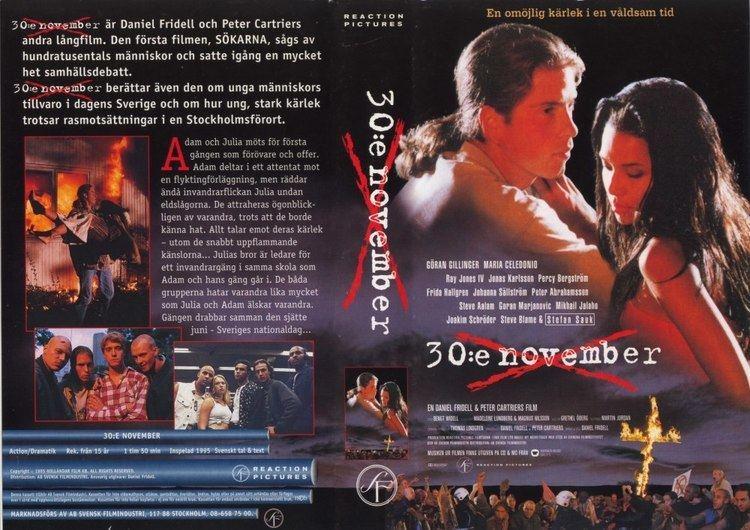 30:e november Mina VHS
