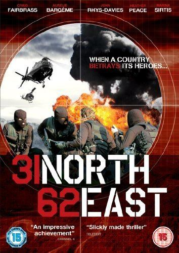 31 North 62 East 31 North 62 East DVD 2009 Amazoncouk John RhysDavies
