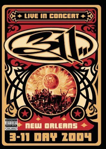 311 Day: Live in New Orleans ecximagesamazoncomimagesI61XXVUMuPdLjpg