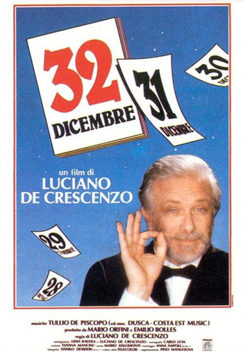 32 dicembre movie poster